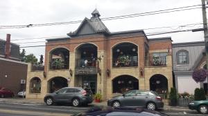 Restaurant. Magog, Canada.